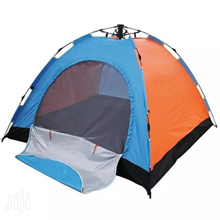 Automatic Camping Tent 3 People | Camping Gear for sale in Ilala, Dar es Salaam, Tanzania