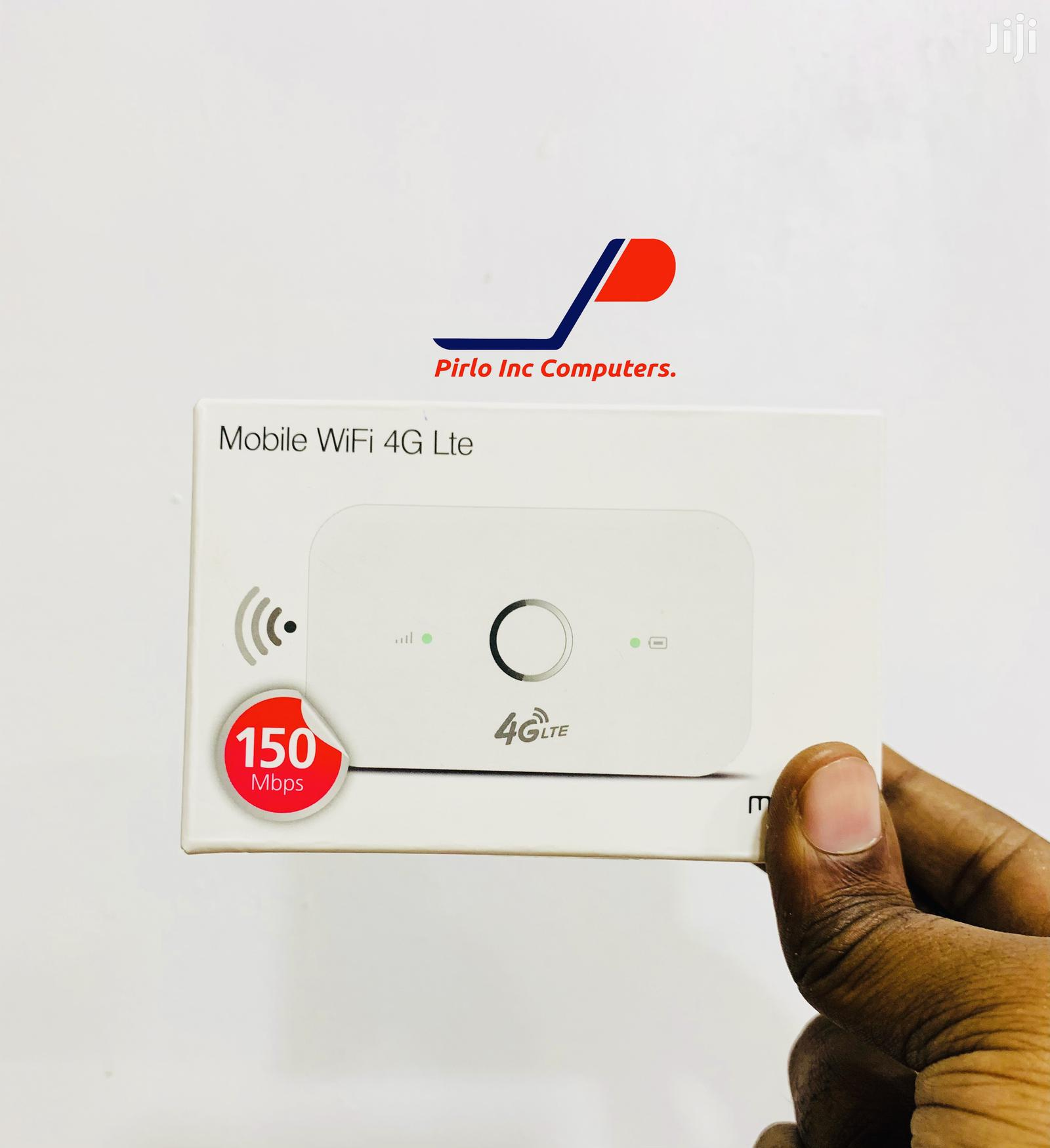 Mobile Wi-Fi 4G LTE Router | Networking Products for sale in Ilala, Dar es Salaam, Tanzania