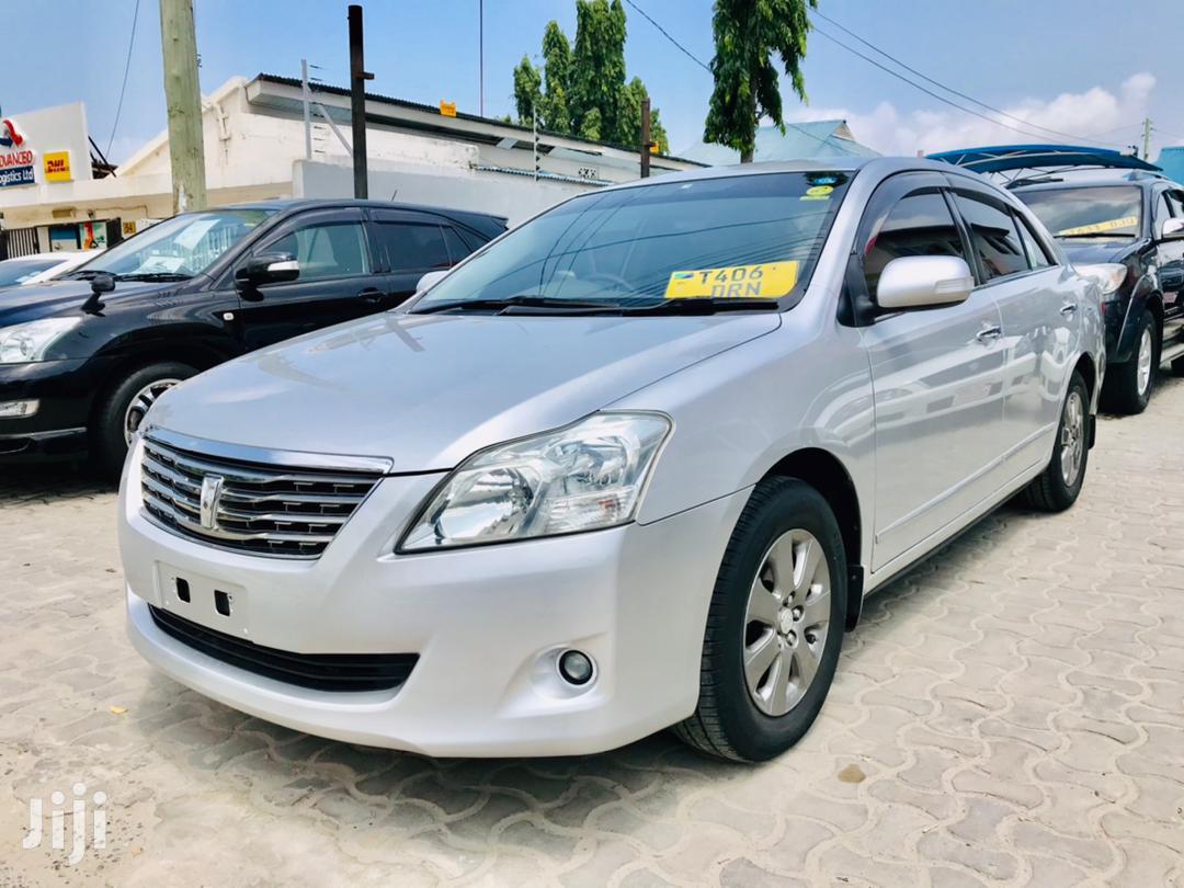 Toyota Premio 2009 Silver | Cars for sale in Kinondoni, Dar es Salaam, Tanzania