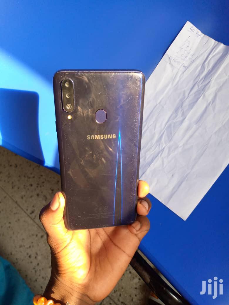 Archive: Samsung Galaxy A20s 32 GB Blue
