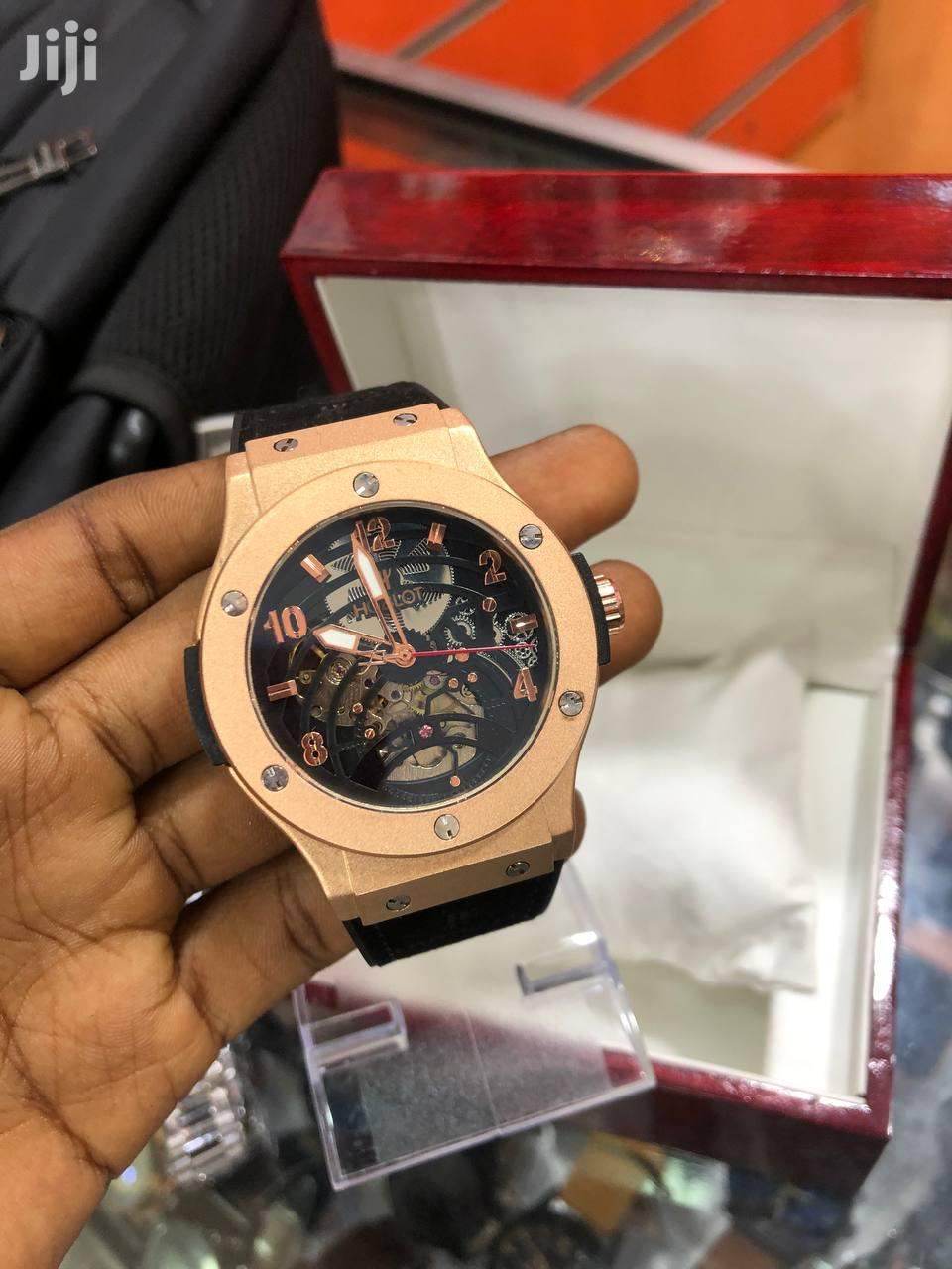 Original Hublot Classic Watches | Smart Watches & Trackers for sale in Ilala, Dar es Salaam, Tanzania
