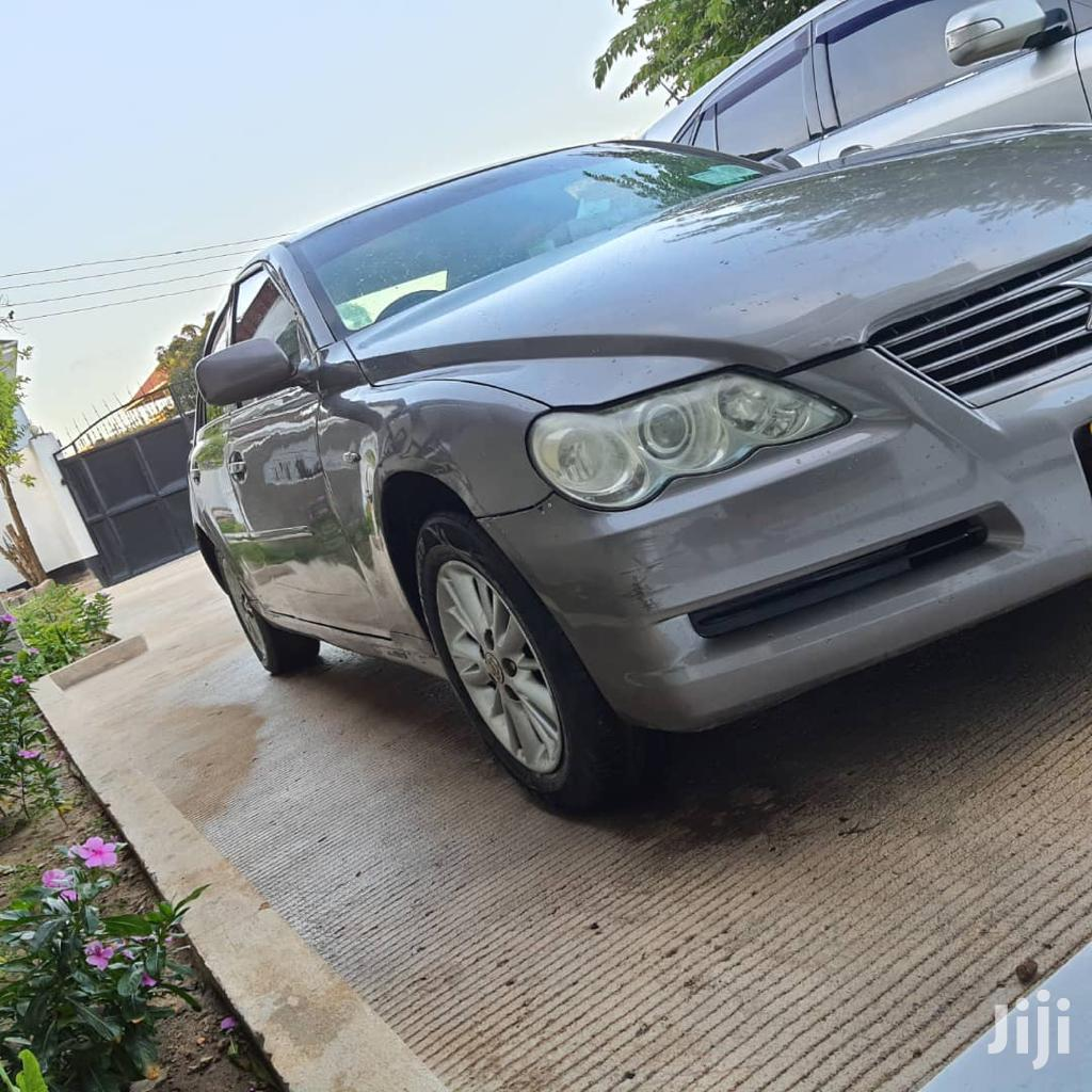 Archive: Toyota Mark X 2006 Gray