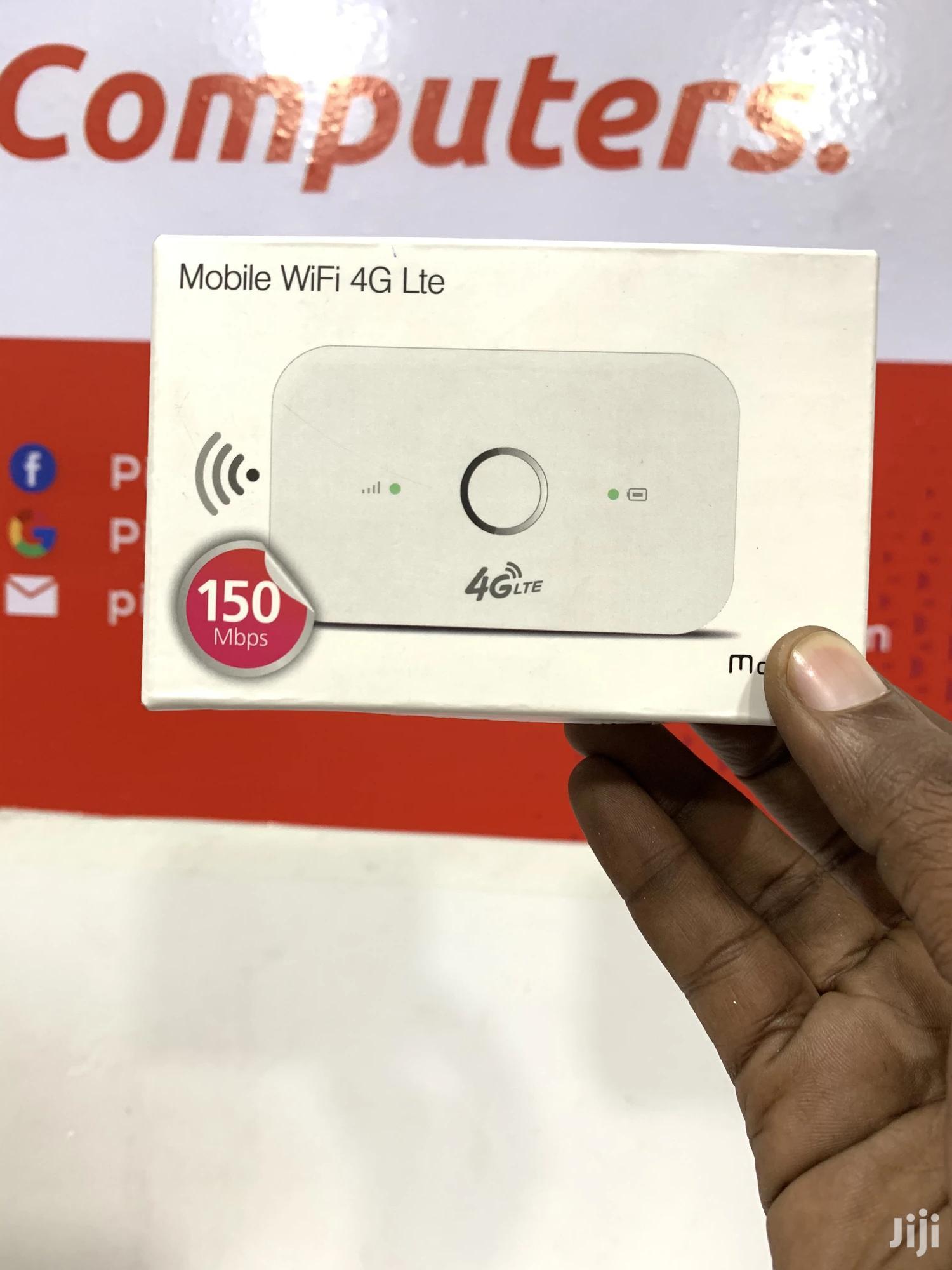 Mobile Wi-Fi 4G LTE Router