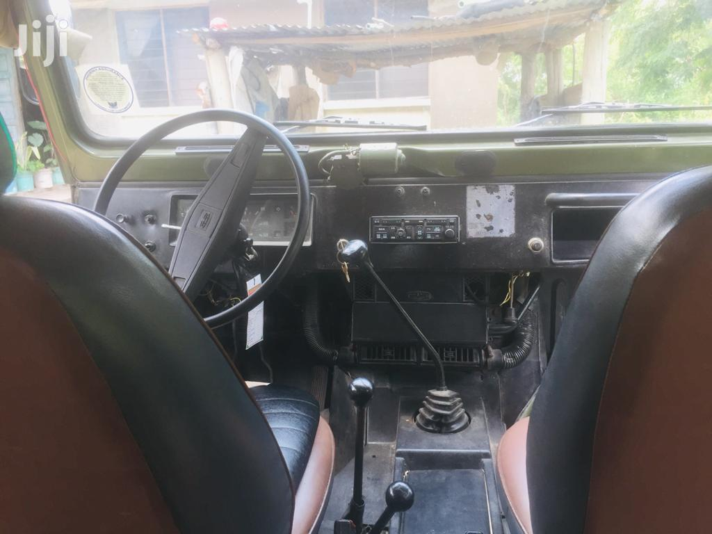 Archive: Jeep Wrangler 1994 S 4x4 Black
