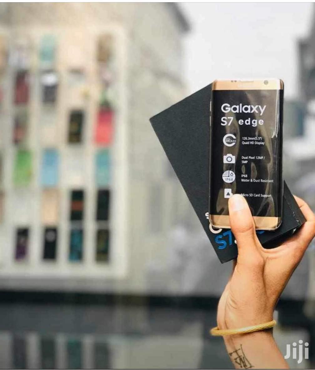 Archive: New Samsung Galaxy S7 edge 64 GB Gold