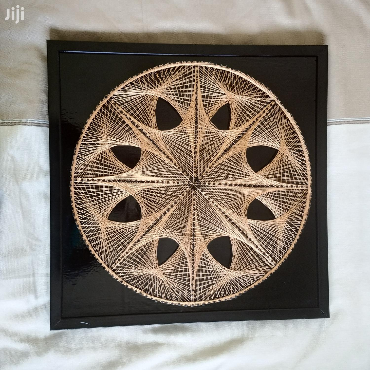 Arcturus Mandala String Art | Arts & Crafts for sale in Kinondoni, Dar es Salaam, Tanzania