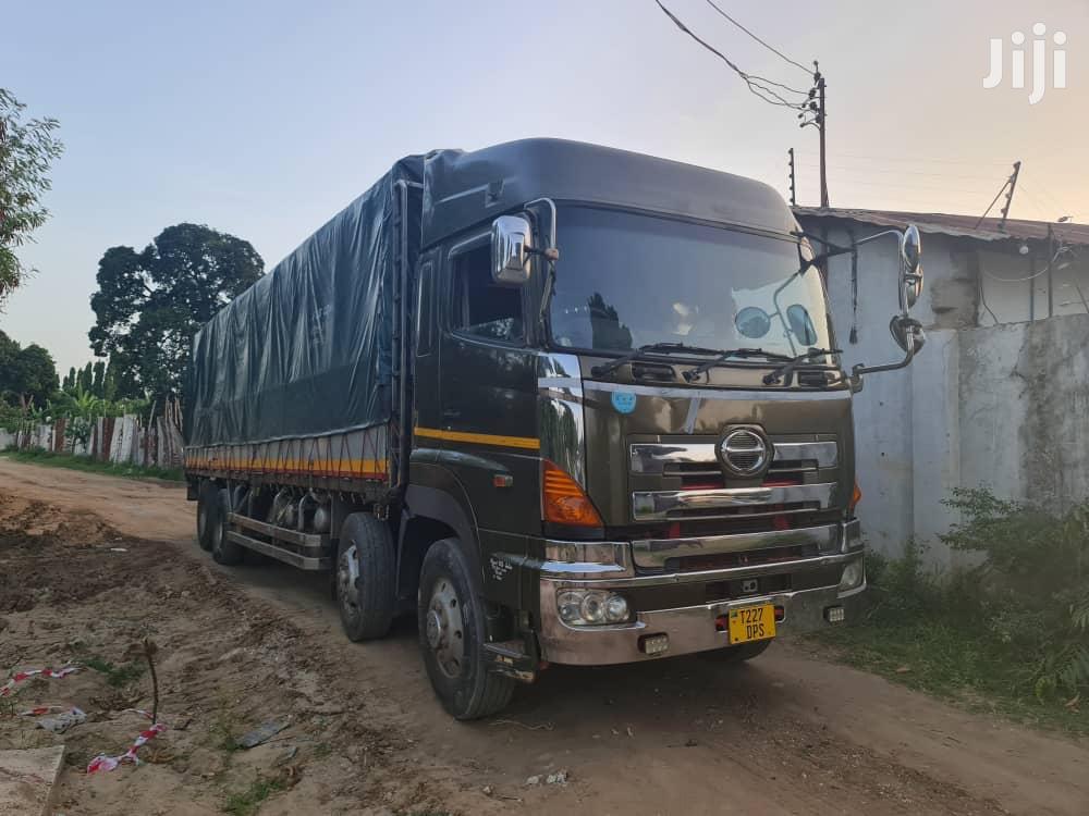 Mitsubishi Canter 2008 Green | Trucks & Trailers for sale in Kinondoni, Dar es Salaam, Tanzania