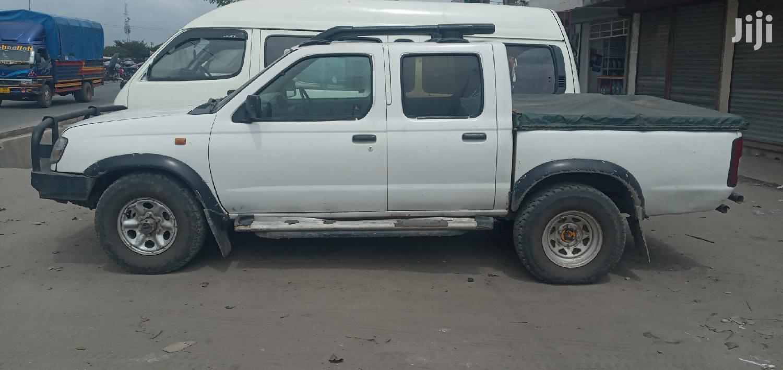 Nissan Hardbody 2007 White | Cars for sale in Temeke, Dar es Salaam, Tanzania