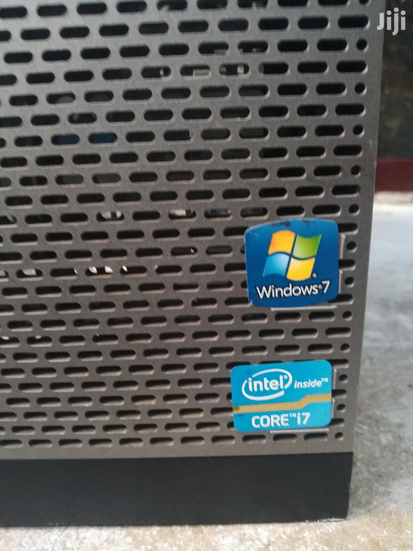 Archive: Desktop Computer Dell OptiPlex 7070 6GB Intel Core I7 HDD 500GB