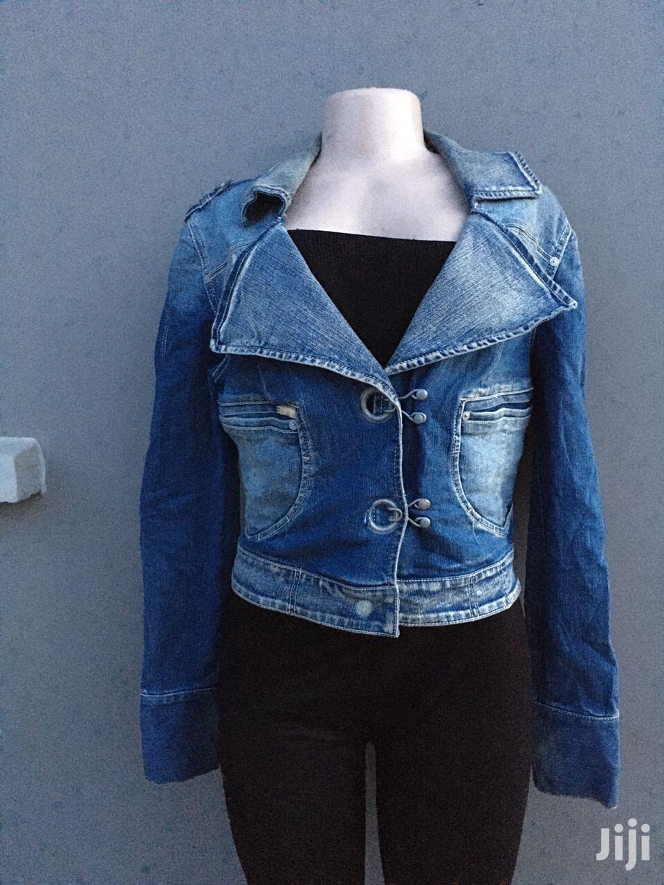 Jacket Ya Jeans Ya Kike