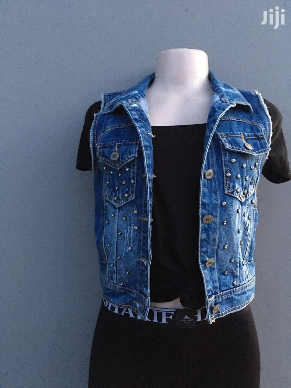 Short Hand Jacket Ya Jeans