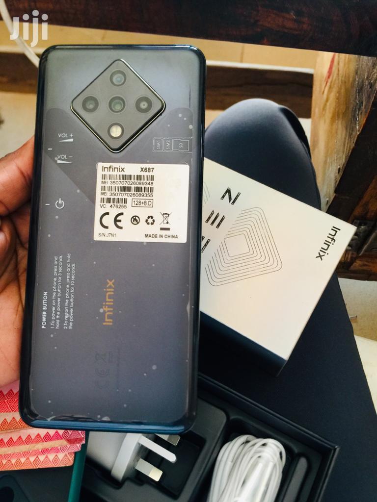 Archive: New Infinix Zero 8 128 GB Black