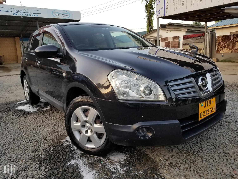 Archive: Nissan Dualis 2008 Black
