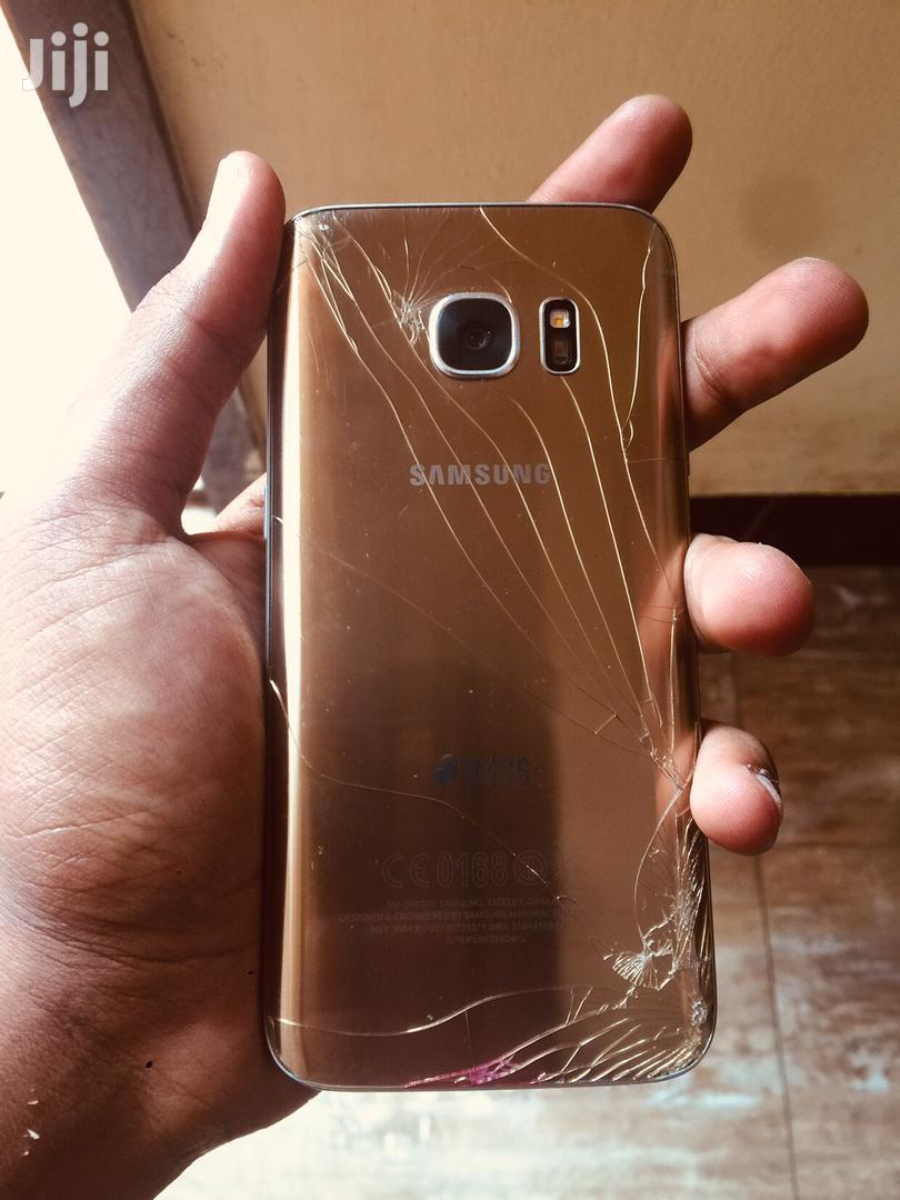 Archive: Samsung Galaxy S7 32 GB Gold