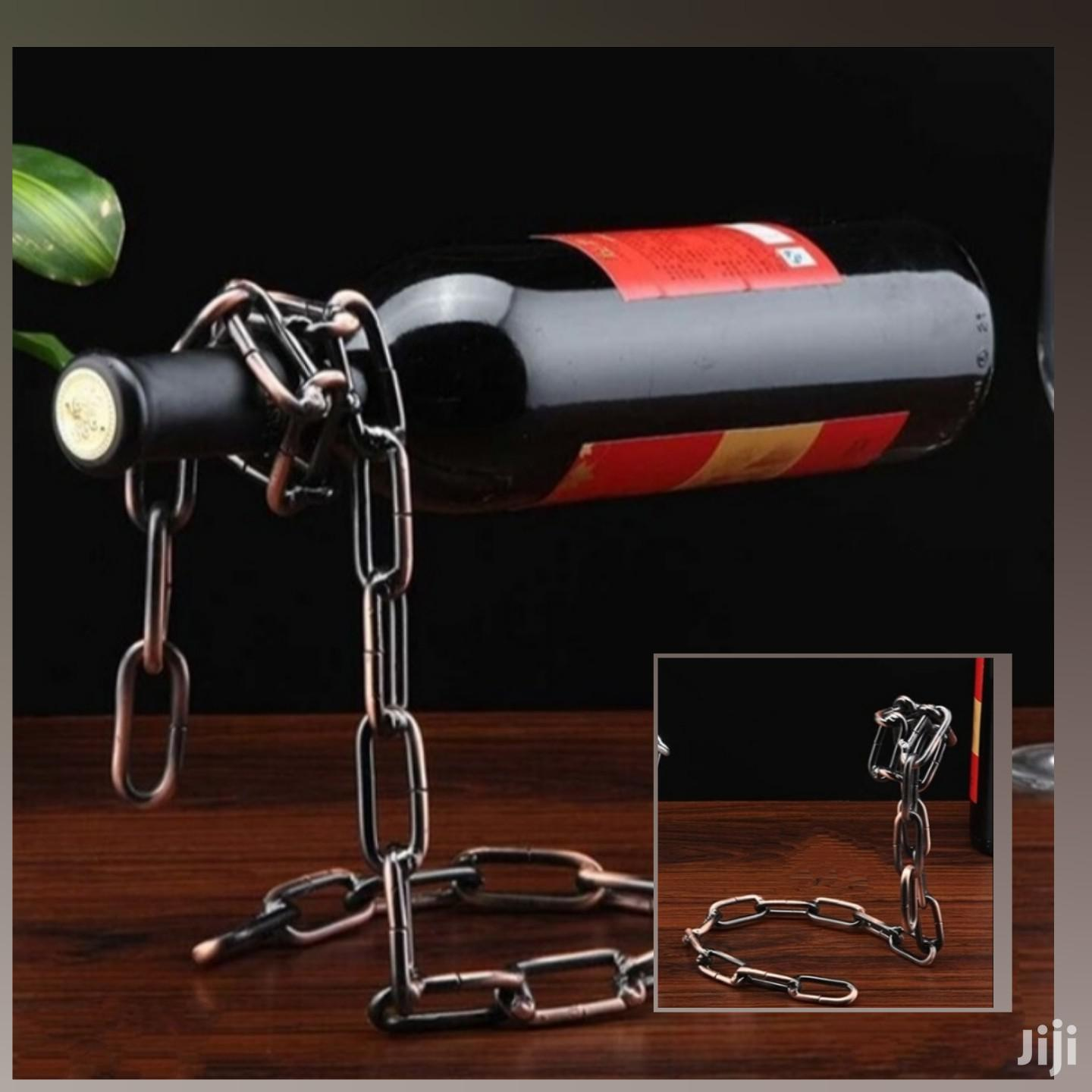 Archive: Wine Bottle Holder