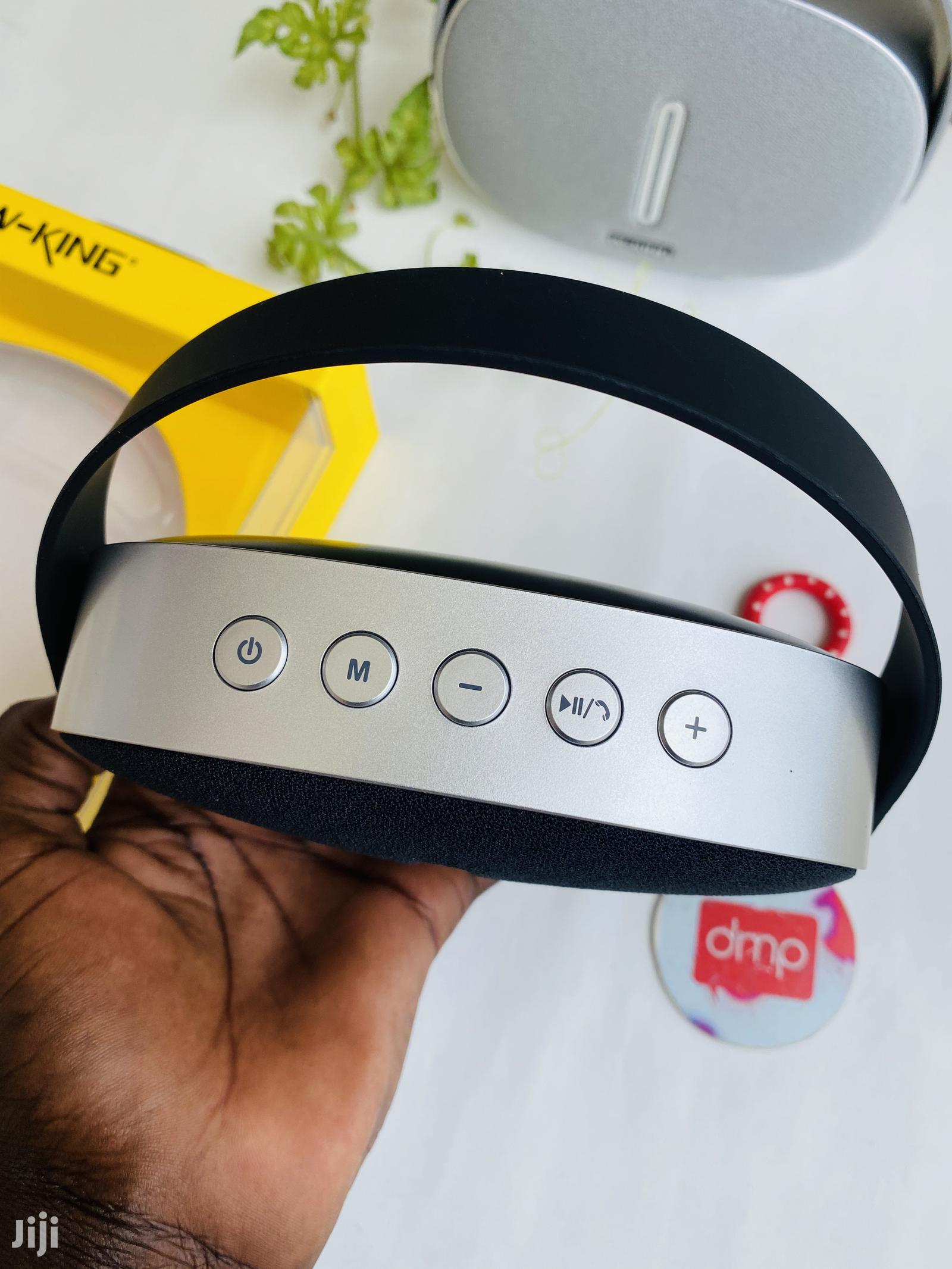 W-King T6 Wireless Speaker   Audio & Music Equipment for sale in Kinondoni, Dar es Salaam, Tanzania