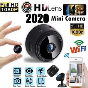 Original Wifi Min Camera Memorcard And App | Security & Surveillance for sale in Dar es Salaam, Kinondoni
