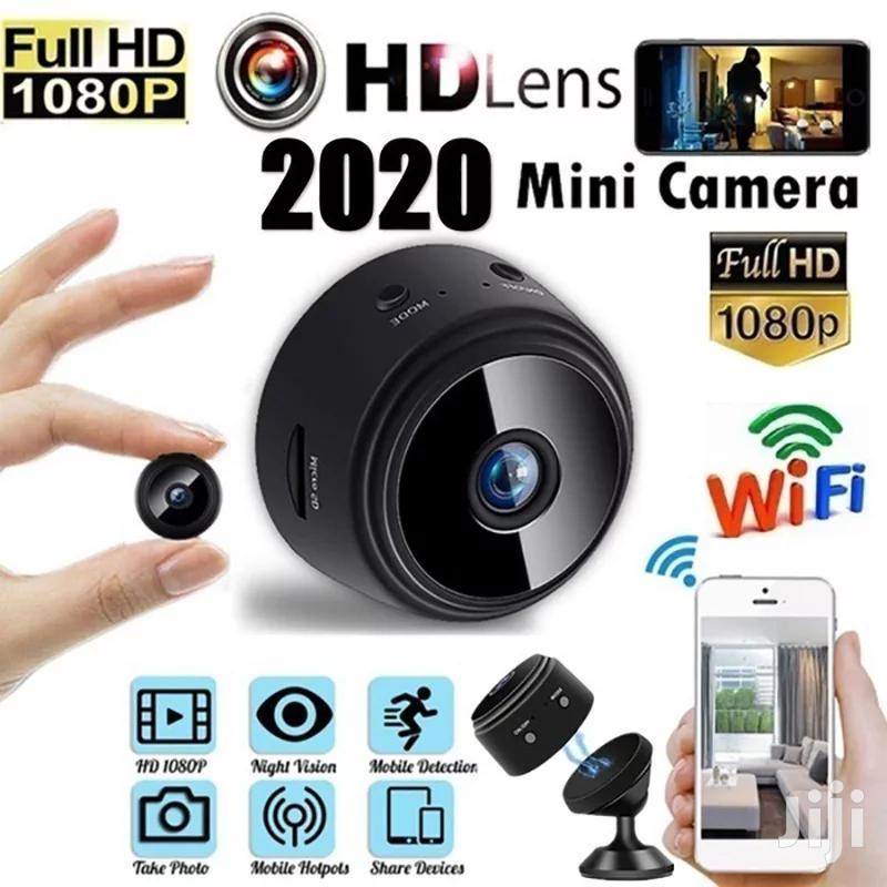 Original Wifi Min Camera Memorcard And App | Security & Surveillance for sale in Kinondoni, Dar es Salaam, Tanzania