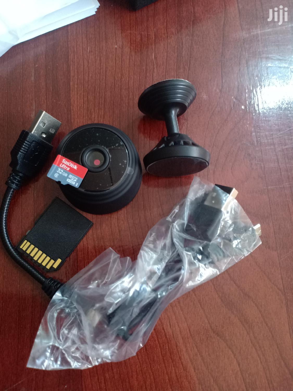 Original Wifi Min Camera Memorcard And App