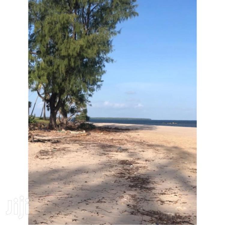 Beach Plot for Sale Kigamboni Buyuni/Beach Plot Inauzwa