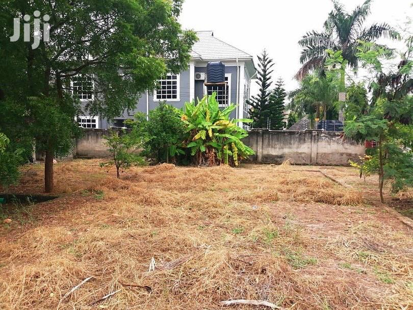 800sqm Plot for Sale at Mbezi Beach