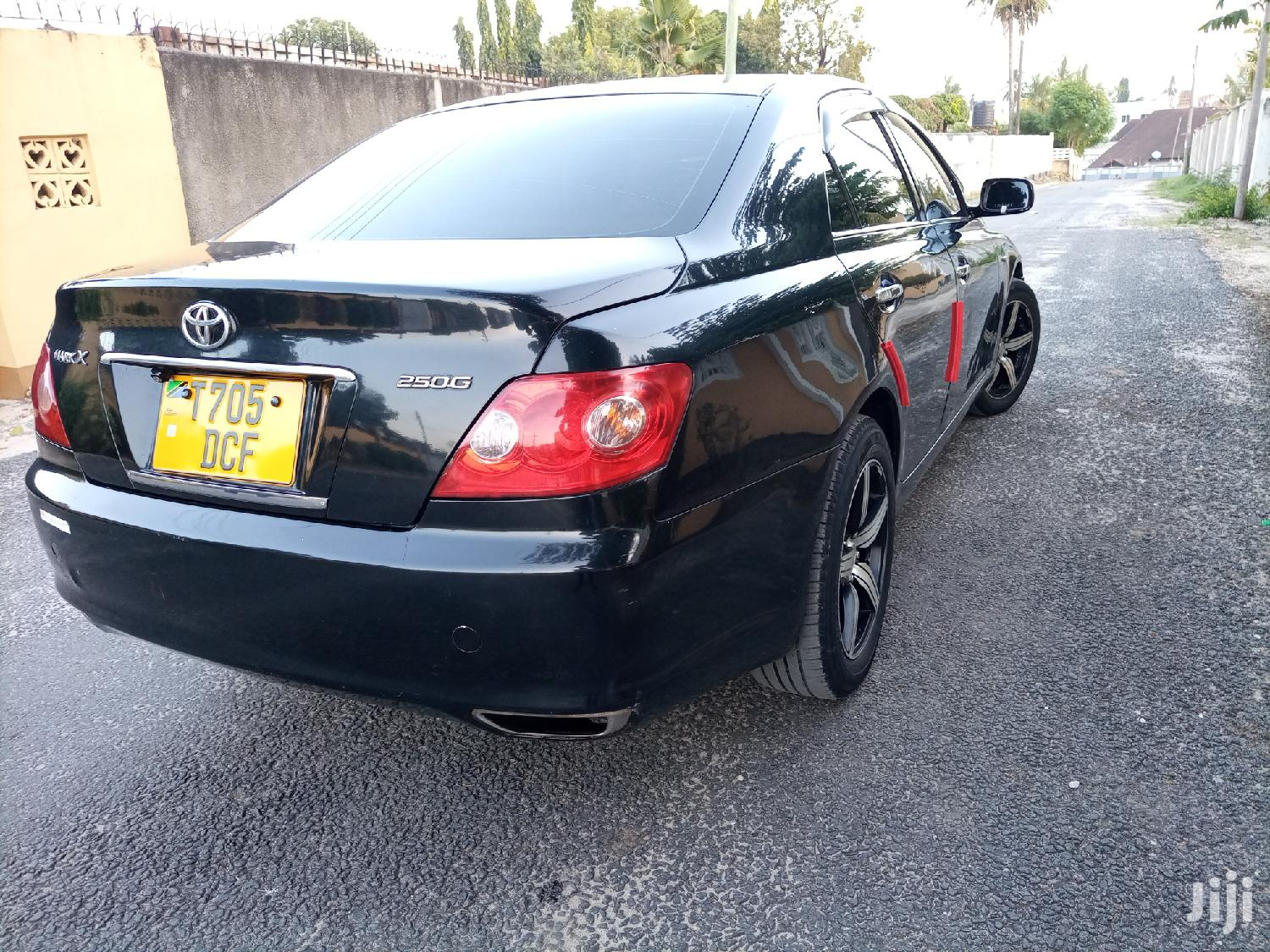 Archive: Toyota Mark X 2006 Blue