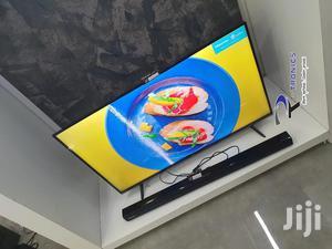Hisense 43 Inch 4K UHD Smart LED TV   TV & DVD Equipment for sale in Dar es Salaam, Kinondoni