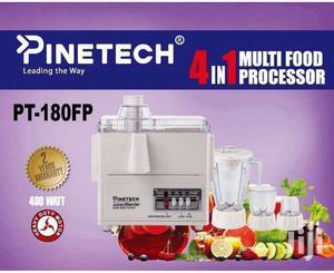 Pinetech Mult Food Processor   Kitchen Appliances for sale in Dar es Salaam, Ilala