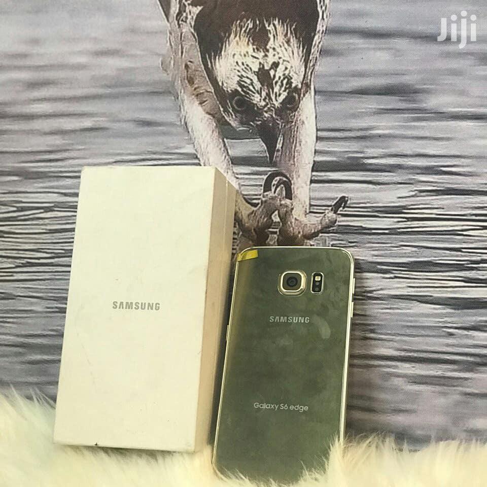 New Samsung Galaxy S6 edge 32 GB Gold