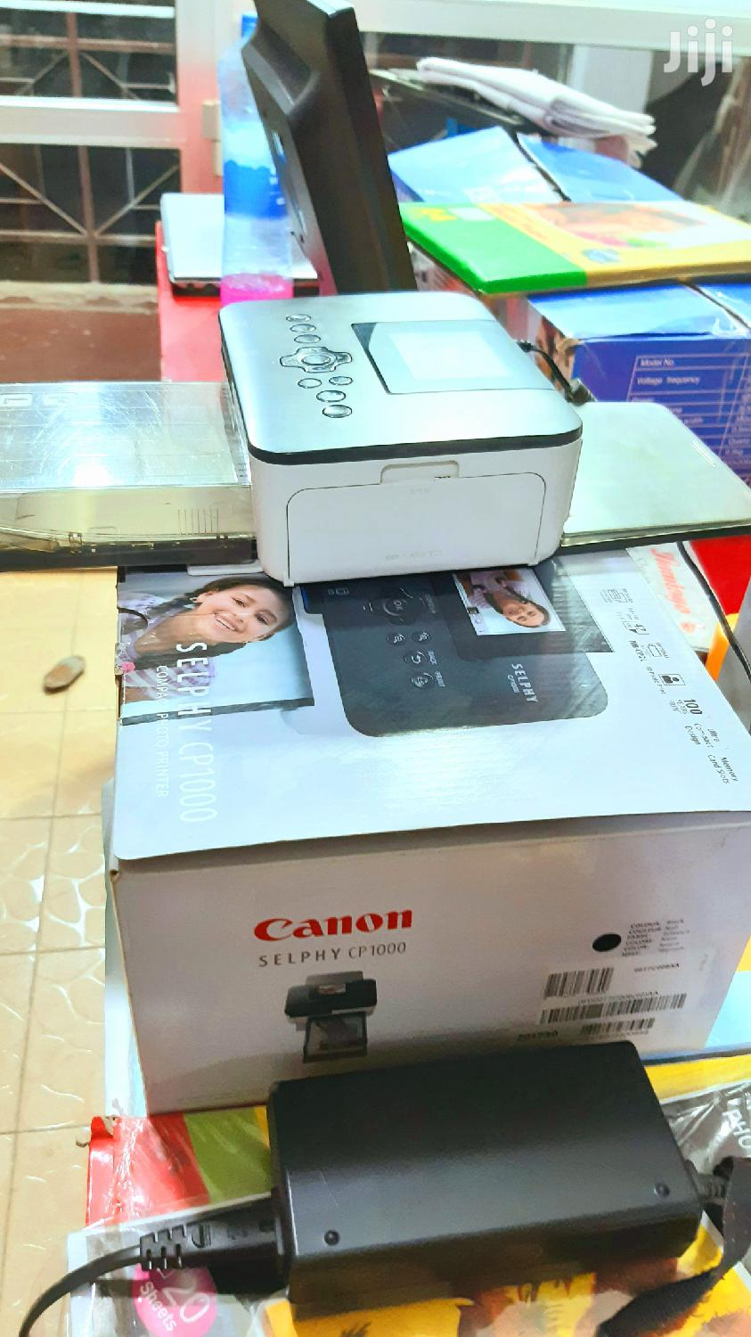 Archive: Canon Selphy Cp1000 PRINTER PASSPORT Size