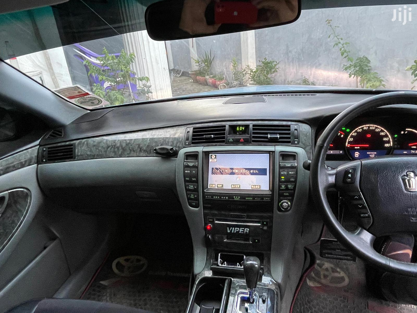 Archive: Toyota Crown 2004 Blue