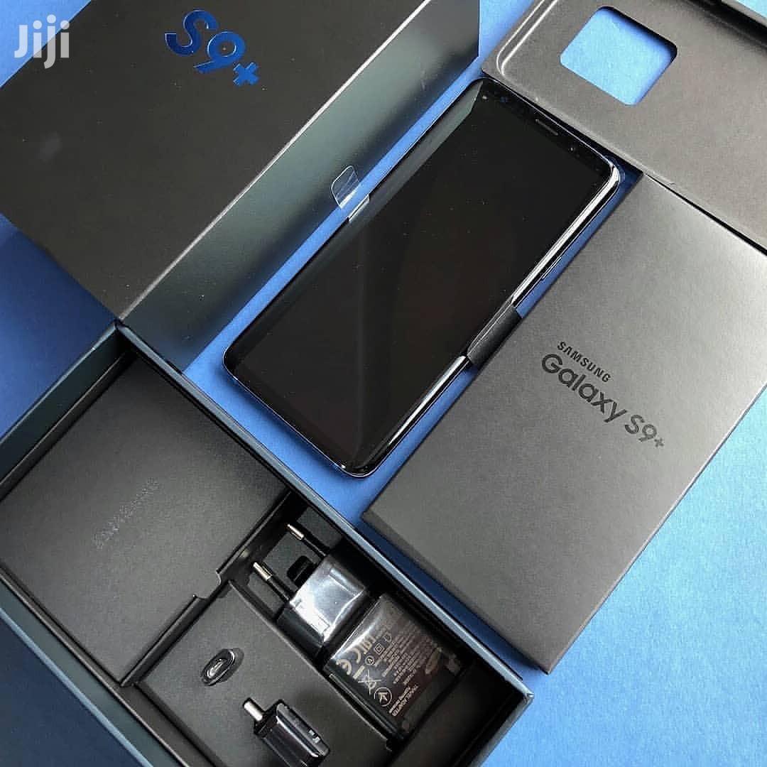 New Samsung Galaxy S9 Plus 256 GB Black | Mobile Phones for sale in Kinondoni, Dar es Salaam, Tanzania