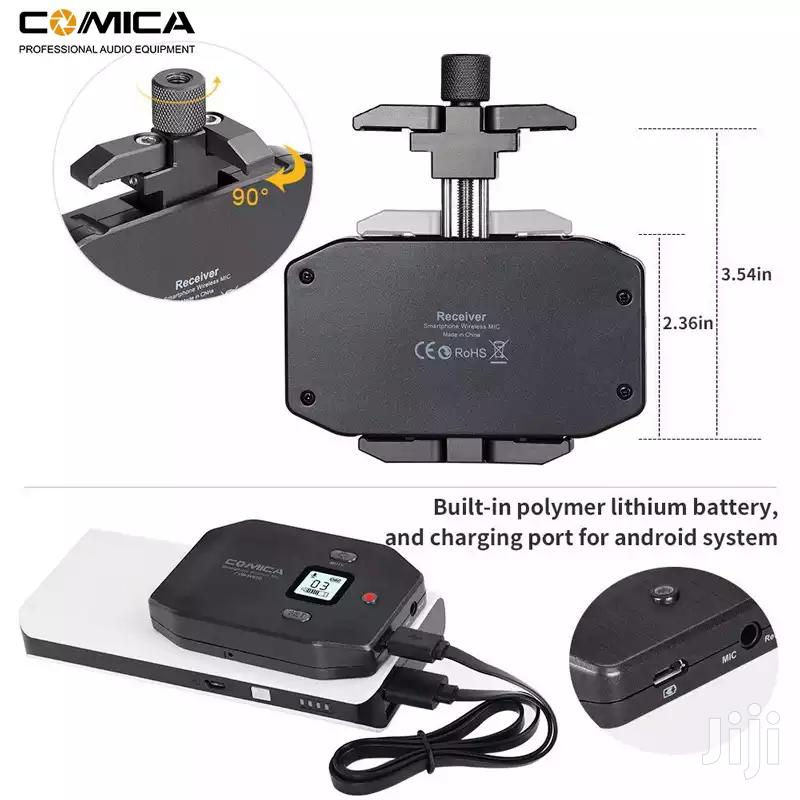 Comica CVM-WS50(H) Wireless Handheld Microphone System | Accessories & Supplies for Electronics for sale in Kinondoni, Dar es Salaam, Tanzania