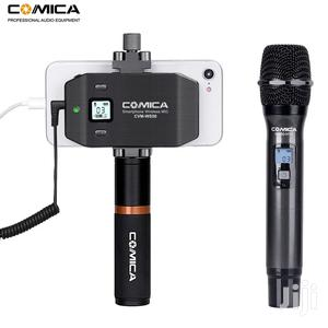 Comica CVM-WS50(H) Wireless Handheld Microphone System | Accessories & Supplies for Electronics for sale in Dar es Salaam, Kinondoni