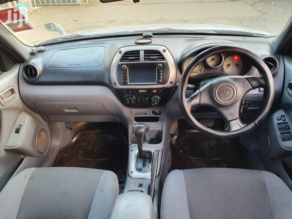 Toyota RAV4 2001 Silver | Cars for sale in Kinondoni, Dar es Salaam, Tanzania