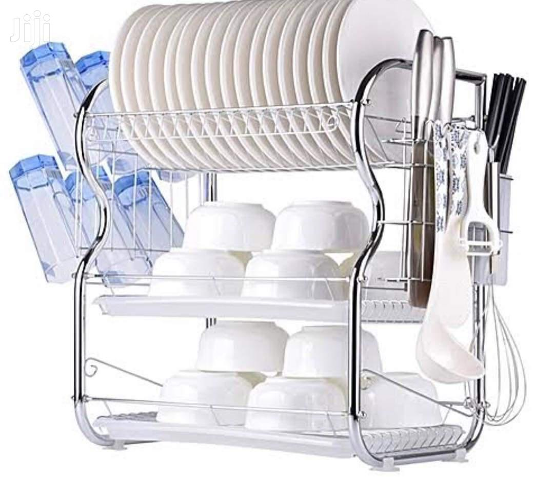 Dish Drainer 3 Layer | Kitchen & Dining for sale in Ilala, Dar es Salaam, Tanzania
