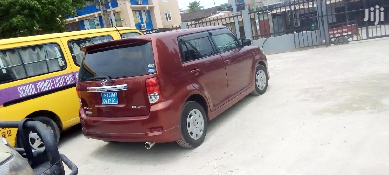New Toyota Corolla Rumion 2008 Red | Cars for sale in Kinondoni, Dar es Salaam, Tanzania