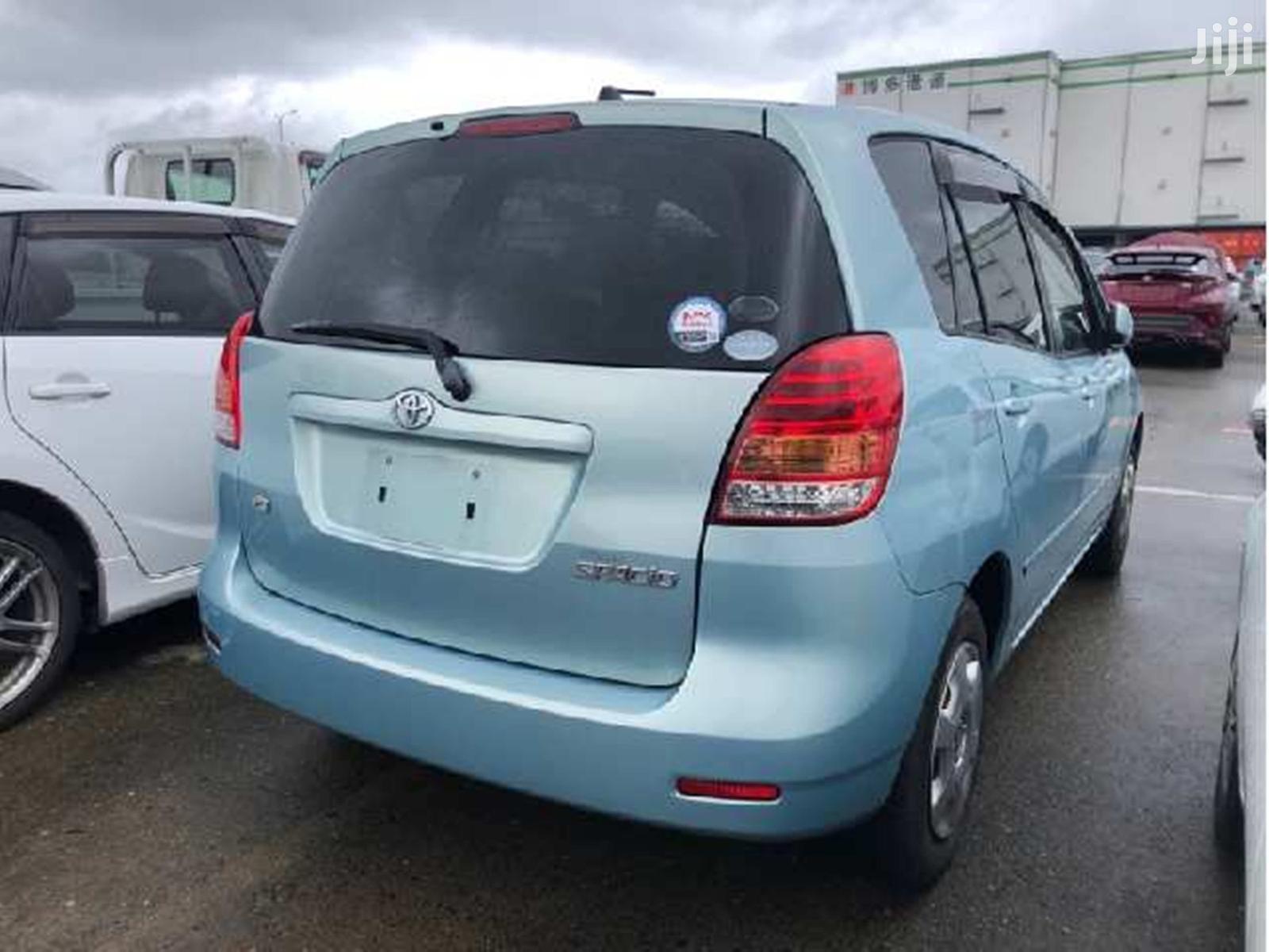 Toyota Corolla Spacio 2004 Blue   Cars for sale in Kinondoni, Dar es Salaam, Tanzania