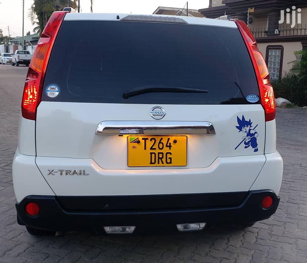 Nissan X-Trail 2007 White | Cars for sale in Kinondoni, Dar es Salaam, Tanzania