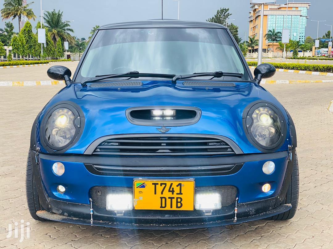 Archive: Mini Cooper 2005 Blue