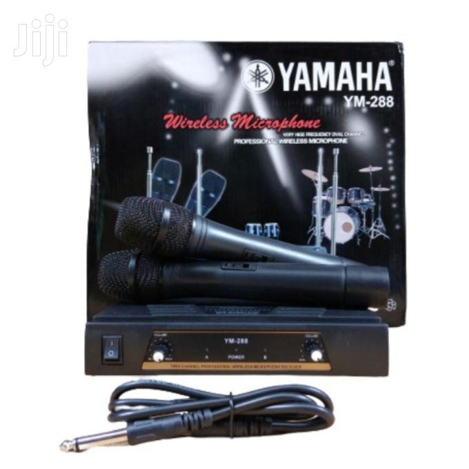 Archive: Yamaha Ym-288 Wireless Microphone