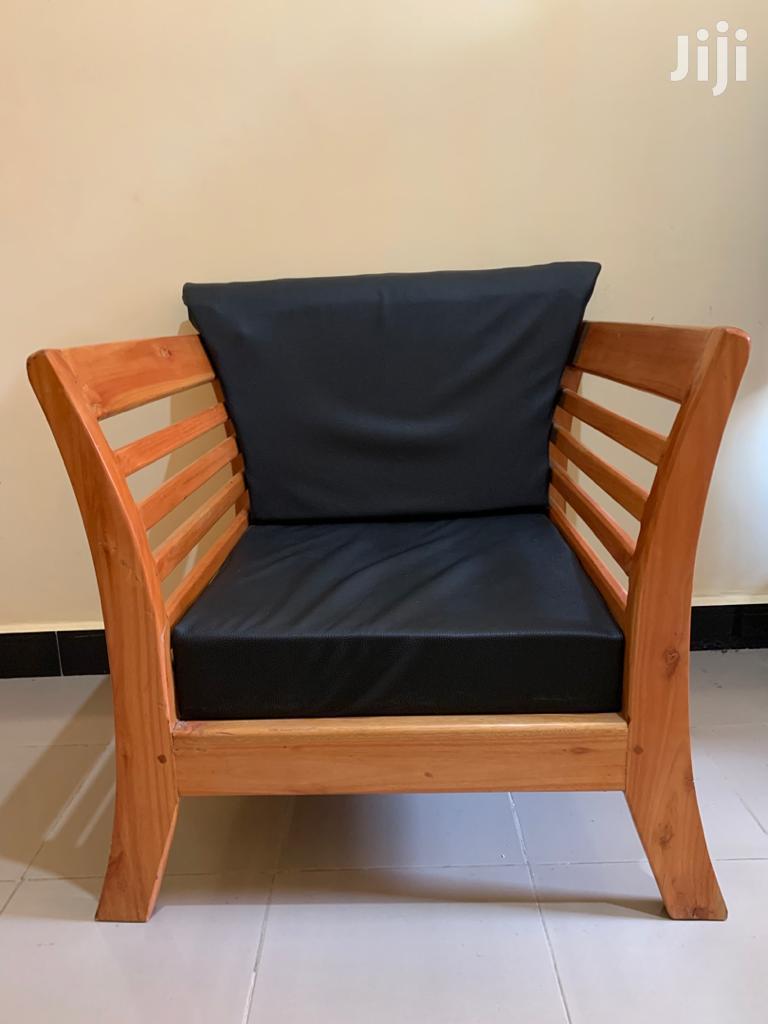 Sofa Ya Mbao Imara | Furniture for sale in Iringa Municipal, Iringa Region, Tanzania