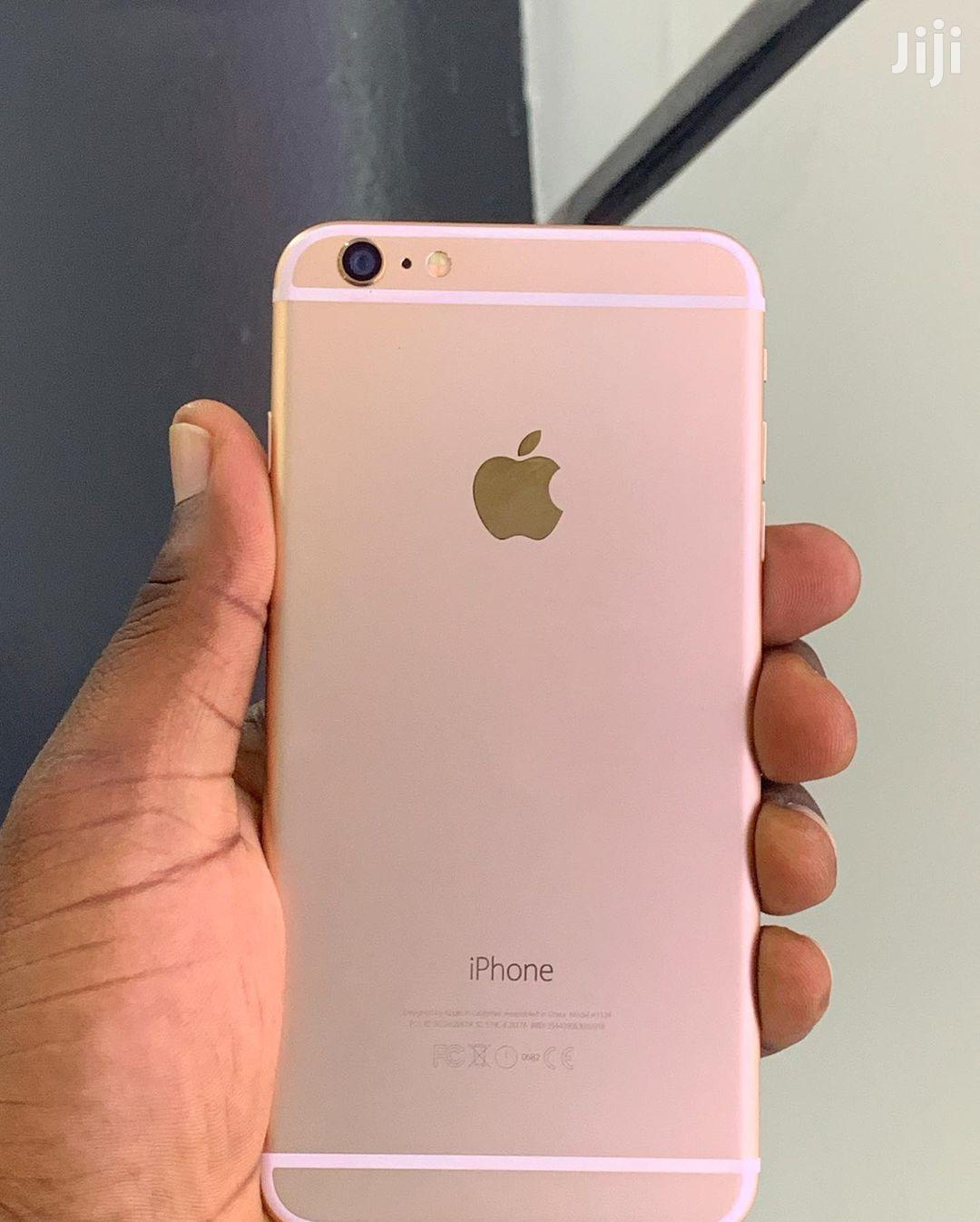 Archive: Apple iPhone 6 Plus 64 GB Gold