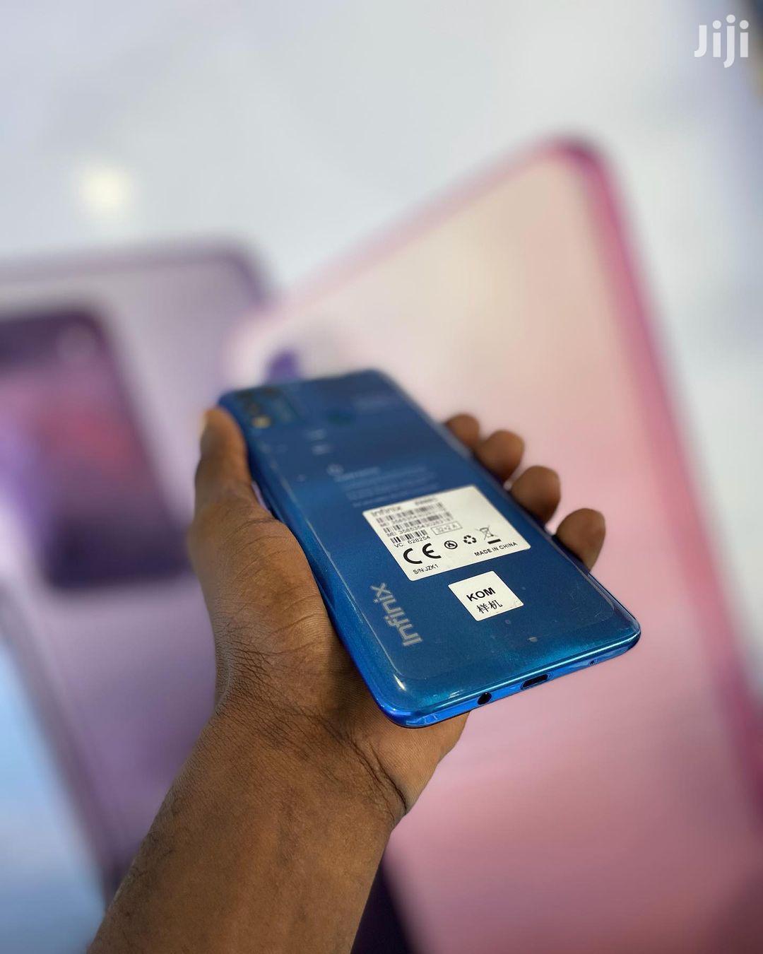 Infinix Hot 10 Lite X657B 32 GB Blue   Mobile Phones for sale in Ilala, Dar es Salaam, Tanzania