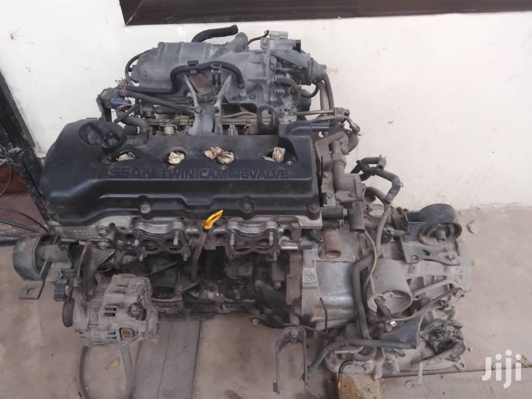Engine Ya Nissan Na Gear Box QG18DE