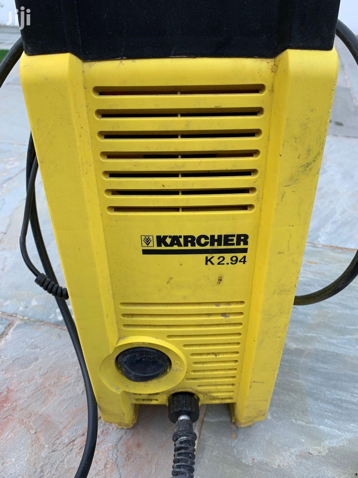 Archive: Karcher Pressure Washer