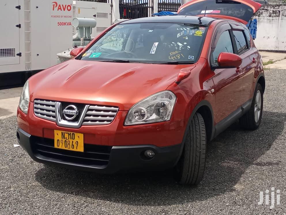 Archive: Nissan Dualis 2007 Orange