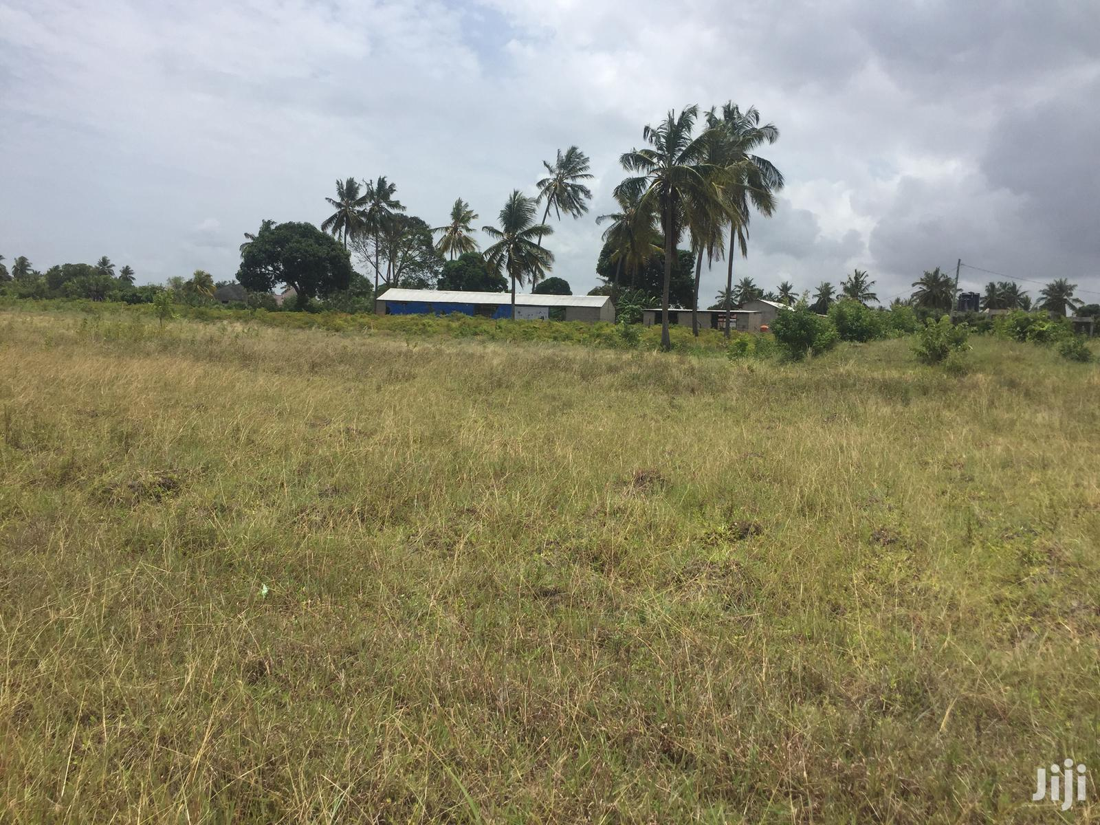 Land for Sale at Kigamboni Gezaulole
