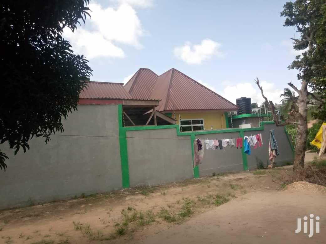 House For Sale At Kigamboni Mikwambe