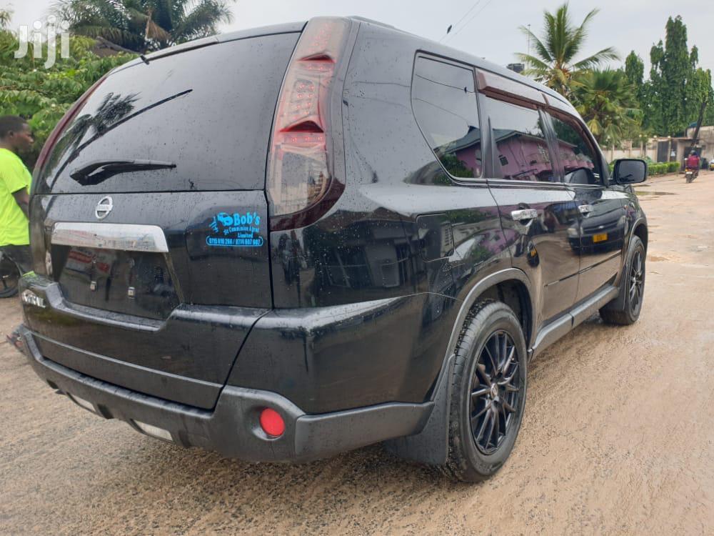 Nissan X-Trail 2008 Black | Cars for sale in Kinondoni, Dar es Salaam, Tanzania